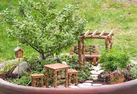 Fairy Garden Craft Ideas - beautiful miniature garden decor fairy garden decor fairy gardens