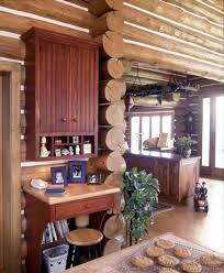 Log Home Kitchen Cabinets - log home kitchen designs log home kitchen designs and kitchen