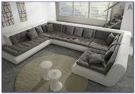 U Shaped Sectional Sofa Leather U Shaped Sectional Sofa Great Room Sectionals
