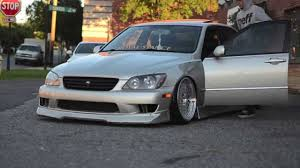 is300 slammed bagged lexus on joey lassandro is300 youtube