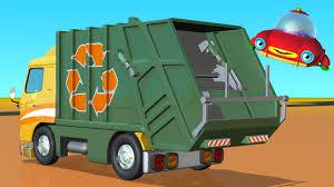 garbage trucks for kids surprise tutitu garbage truck