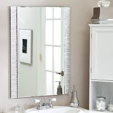 full length wall mounted mirror buy home full length frameless