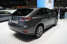 lexus rx 450h hybrid 2013 lexus rx 450h 2012 photo 80476 pictures at high resolution