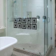 Modern Bathroom Designs Bathroom Glass Shower Door With Nemo Tile And Soaking Tubs For