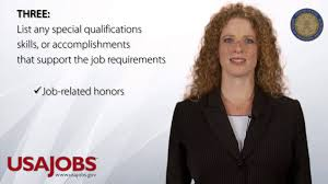 Usajpbs 5 Tips For Communicating Your Qualifications Youtube