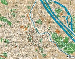 map of vienna geoatlas city maps vienna map city illustrator fully
