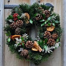 christmas wreath small indoor christmas wreaths flower wreath png sumoglove