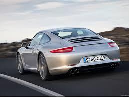 2012 Porsche 911 Carrera S Rear Hd Wallpaper 9