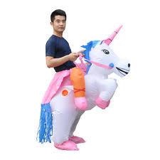 unicorn costume unicorn costume rider suit