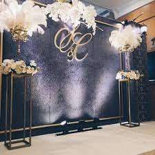 wedding event backdrop 308 best wedding photo zone images on wedding
