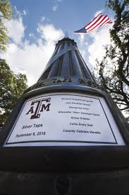 Flags At Half Mast In Texas Two Aggies To Be Honored At Texas A U0026m Silver Taps Campus News