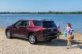 chevrolet traverse blue chevrolet traverse specs 2017 autoevolution