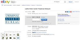 bureau ebay criminal assets bureau selling on ebay thurles information
