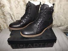 s lace up boots size 11 apt 9 aprevere brown size 11 lace up zipper boots ebay