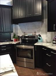 kitchen room marble tile corners mosaic kitchen backsplash
