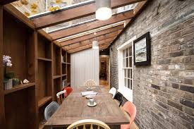 image result for side return extension terrace green home