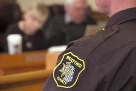 Seeking New Wexford County Sheriff S Office Seeking New Safety Software