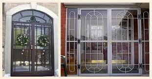 Windows For Home Decorating Stunning Security Windows For Home Decorating With Security Doors