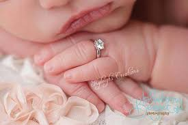 baby diamond earrings newborn ring newborn diamond ring newborn jewelry