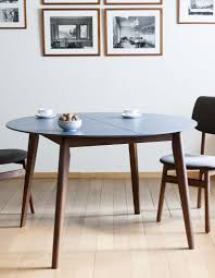 Table De Cuisine En Verre Avec Rallonge by