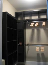 u shaped walk in closet ideas for small spaces with white hidden