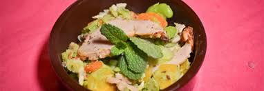 comment cuisiner les feves surgel馥s poêlée de fèves et carottes au poulet