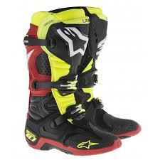 motocross boots alpinestars alpinestars 2018 motocross gear alpinestars mx boots tech 10