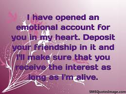 emotional quotes on love and friendship emotional quotes about