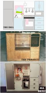 Do It Yourself Cabinets Kitchen Best 25 Diy Play Kitchen Ideas On Pinterest Kid Kitchen Diy
