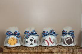 sports theme baby shower small cakes for baby shower sports or any theme