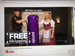 Suing Purple Mattress Advertising On The Video About The Lawsuit