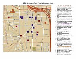 Syracuse University Map Fewer Vendors Seek Official Food Truck Dog Cart Spots In