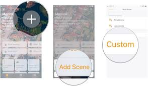 In The Home How To Create Automations And In The Ios Home App Imore