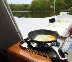 Boat Galley Kitchen Designs A Galley Box For Camp Cruising In Small Boats