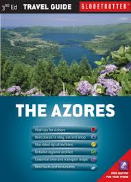 Azores Map Azores Travel Pack 3rd Globetrotter Travel Packs Terry Marsh