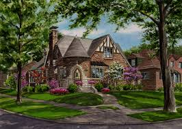 tudor style houses brick tudor homes google search houses pinterest bricks