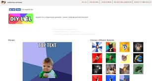 How To Make A Meme Website - meme generator create your own meme 4248647 chesslinks info