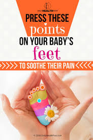 Foot Reflexology Map The Ultimate Baby Foot Reflexology Guide