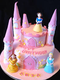 princess castle birthday cake ideas castle cakes decoration ideas