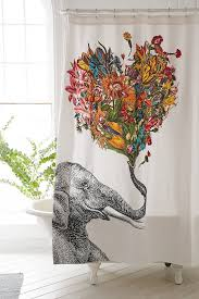 Hawaiian Print Shower Curtains by 38 Best Shower Curtains Images On Pinterest Shower Curtains