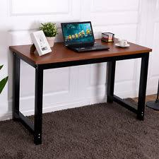 Modern Pc Desk Modern Computer Desk Ebay