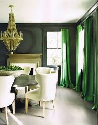 which colored curtains go with green walls updated quora
