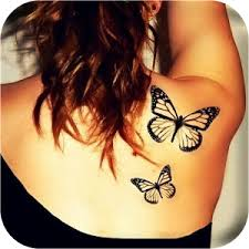 butterfly tattoo designs girls android apps on google play