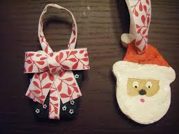 lucky u0027s crafts salt dough christmas ornaments