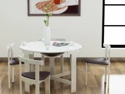 Space Saving Furniture Ikea Interesting Space Saving Dining Chairs On Dining Room Design Ideas