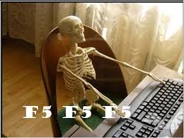 Skeleton Computer Meme - skeleton waiting meme computer image memes at relatably com