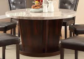 Small Round Dining Room Tables Uncategorized Beautiful Round Wooden Table Tops Black Brown