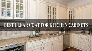 kitchen cabinets top coat best clear coat for kitchen cabinets review buying guide