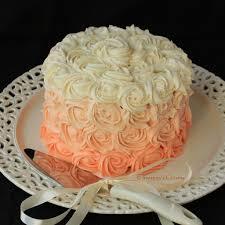 swapna u0027s cuisine ombre rose cake recipe
