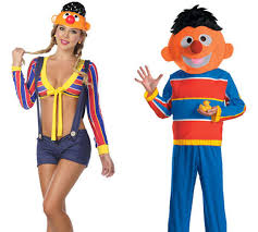 Bert Ernie Halloween Costume Insane Costumes Exist Earth